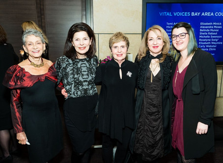 VenturaVie Links to Vital Voices to promote gender equality
