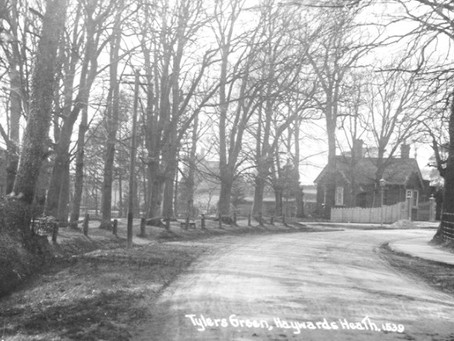 1929: Police Constable's timely visit in Tyler's Green