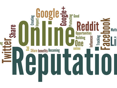 What's Your Online Reputation?  Shape Up Your Social Presence in 2020.