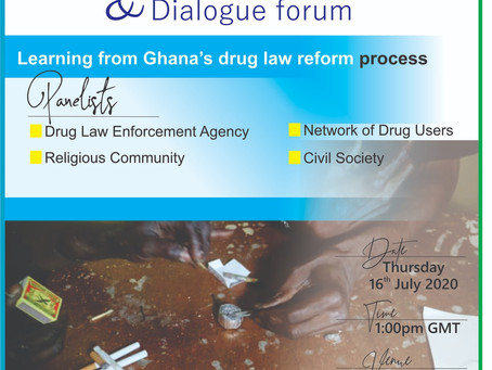 Concept note: Roadmap to Sierra Leone's Drug Law Reform