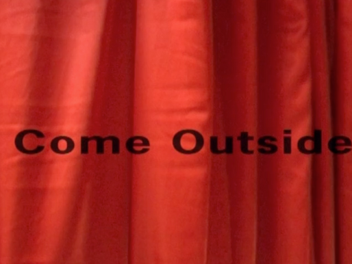 Come Outside short film review