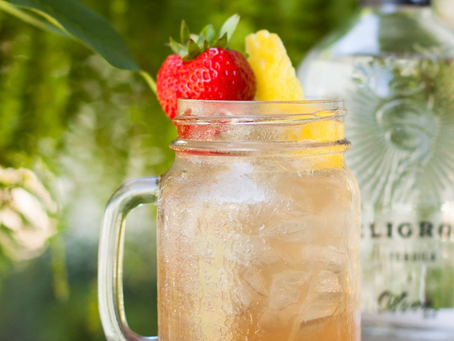 Raise a Glass to Mom:  5 Easy Spring Cocktails for the Perfect Mother's Day