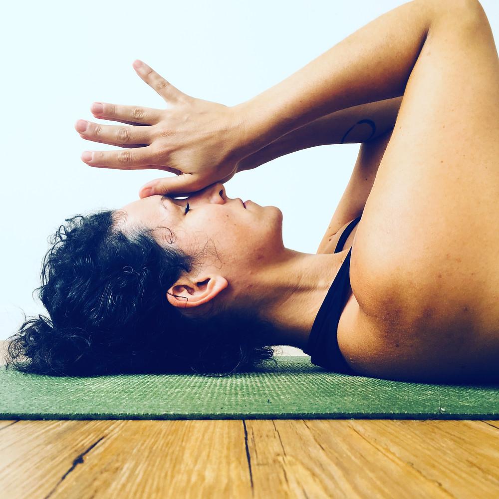 Yoga in Krisenzeiten Sarah Offenbach Yogaladen Frankfurt