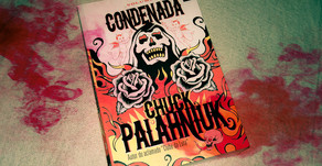 Condenada - Chuck Palahniuk (resenha)