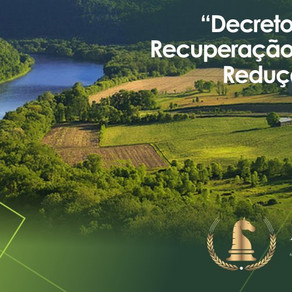 Decreto n. 9.760/2019 – Recuperação Ambiental = Redução da Multa
