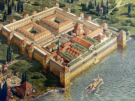 Top 10 of Diocletian's Palace