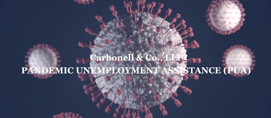 Pandemic Unemployment Assistance (PUA) - FAQs
