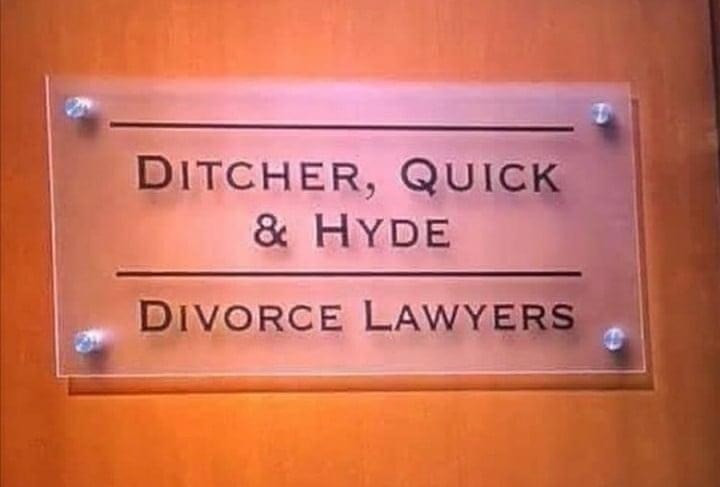 Funny Divorce Memes