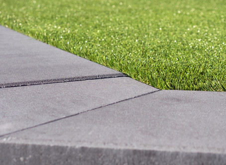 Need to stick artificial grass to concrete but don't know how?