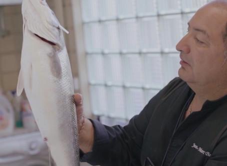 Eine wunderschöne Reportage über den besten Koch Genfs, Jean-Marc Bessire