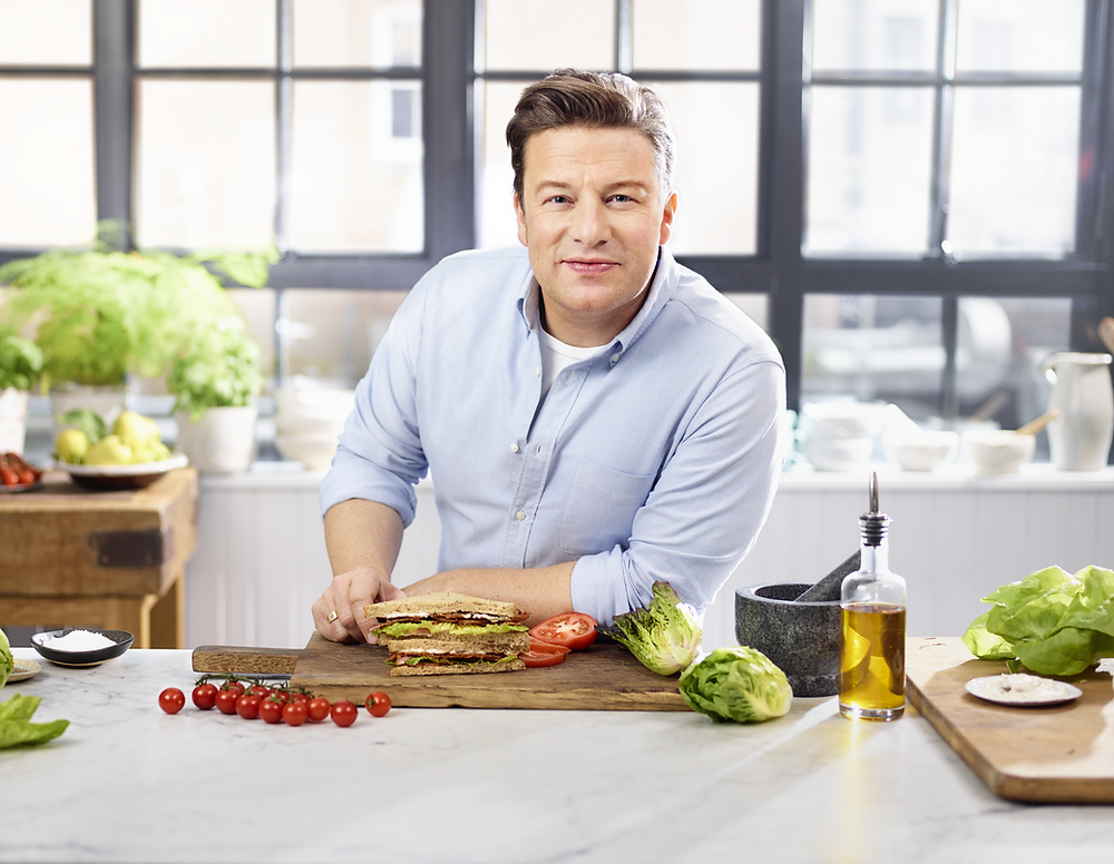 Celebrity chef, Jamie Oliver, reveals his holiday hotspots to The Travel Hop