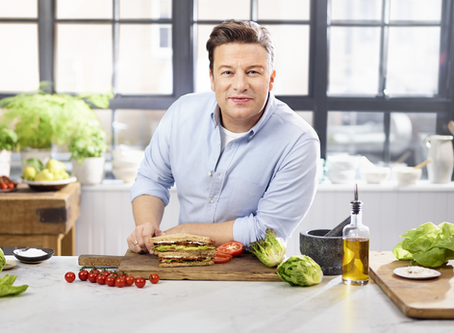 Celebrity Chef Jamie Oliver Reveals His Holiday 'Happy Place'