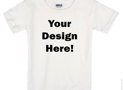 T-shirt designing contest