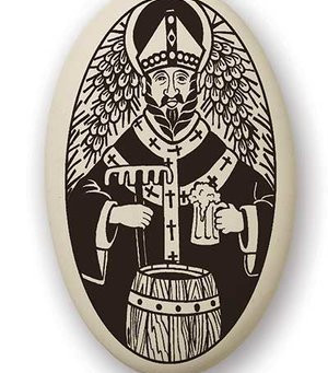 St Arnold Patron Saint of Brewers,  Feast Day Meal