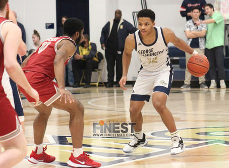 Takeaways from George Washington's win over St Joseph
