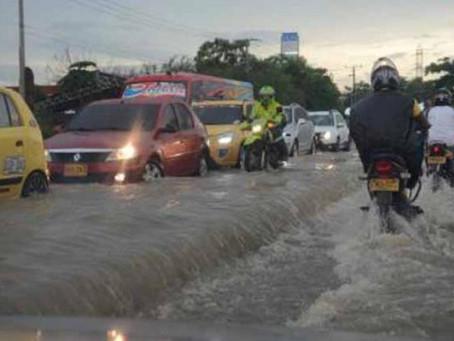 Lluvias en el Caribe podrían continuar durante las próximas 72 horas: Ideam