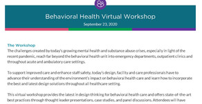 Tammy Felker Participates in the Behavioral Health Strategic Design Workshop This Week!
