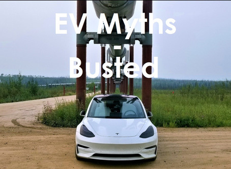 EV Myths - BUSTED