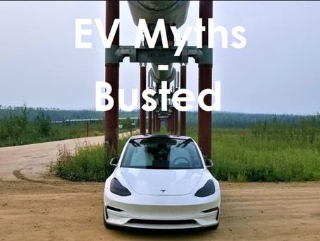 EV Myths - BUSTED