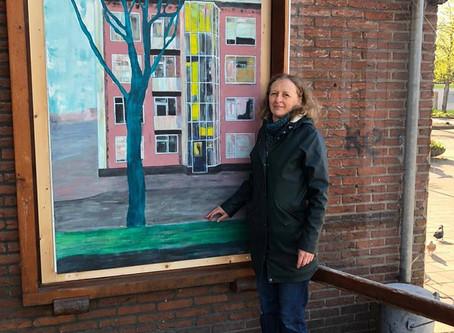 Schildercursus Atelier AlbertZwaan Dordrecht, voor onbepaalde tijd gesloten wegens COVID19