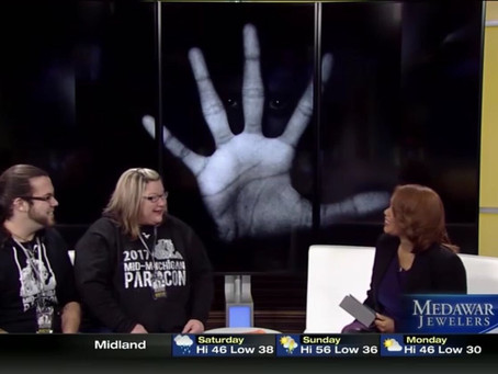 1st annual Mid Michigan Paranormal Convention to be held Sunday
