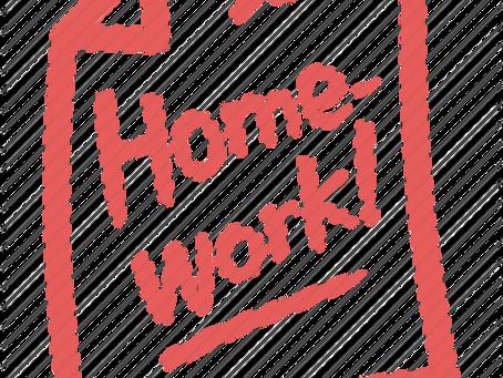 Year 2 homework - 05/06/20