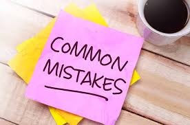 5 Common Mistakes?