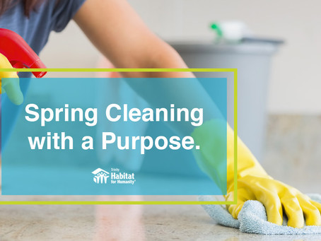 5 Easy DIY Spring Cleaning Tips