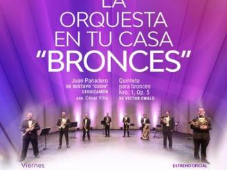 Nuevo concierto de LA ORQUESTA EN TU CASA