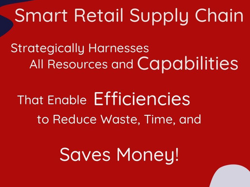 What is a Smart Retail Supply Chain?