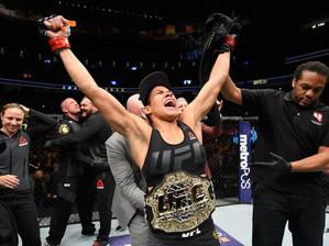 Amanda Nunes: Presidente do UFC fica surpreso com possível aposentadoria