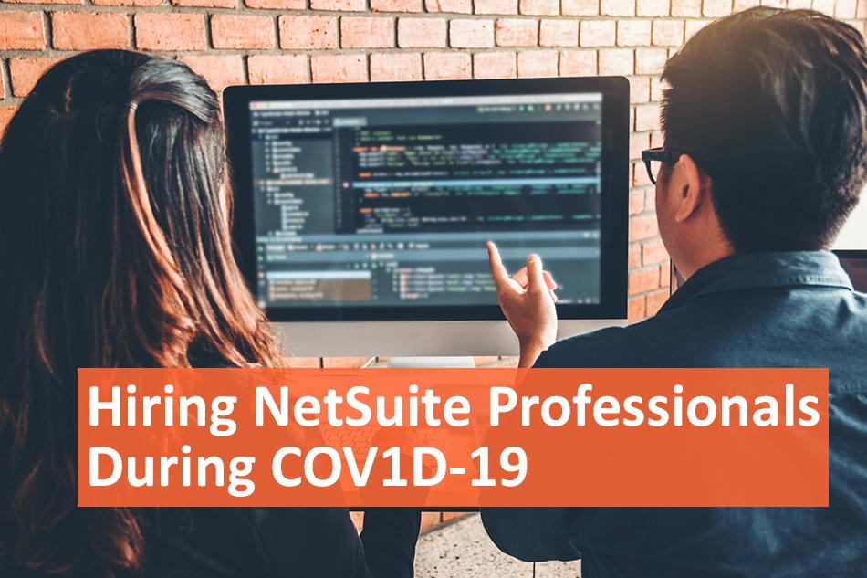 Hire NetSuite Professionals