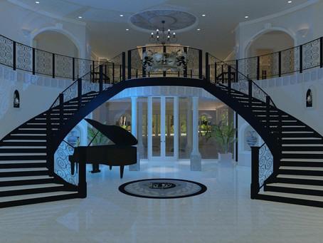 #Cube Custom Home Design Renderings