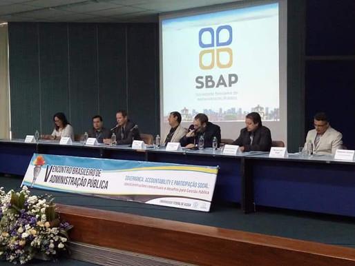 FENECAP no V Encontro Brasileiro de Administração Pública - EBAP