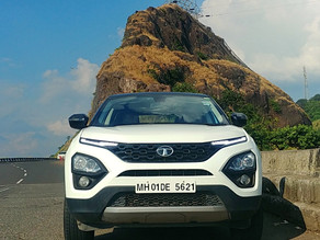 Tata Harrier - The Mile Muncher