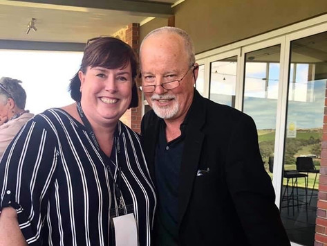 August 1st Author Stalker with Michael Robotham