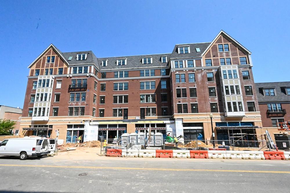 Washington DC retail for lease - Brookland