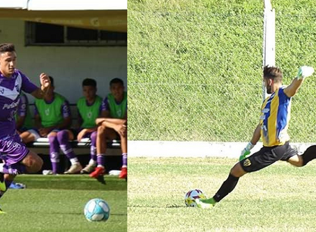 Villa Dálmine y Puerto Nuevo licenciaron a sus futbolistas