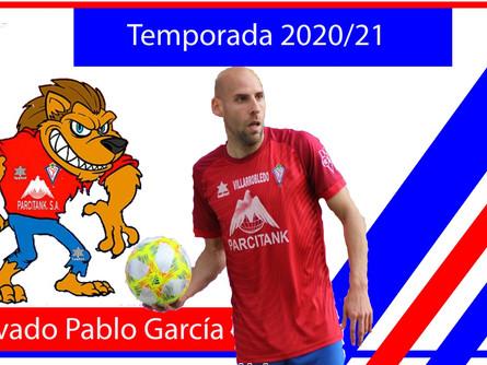 Pablo García continuará una temporada más en el CP Villarrobledo