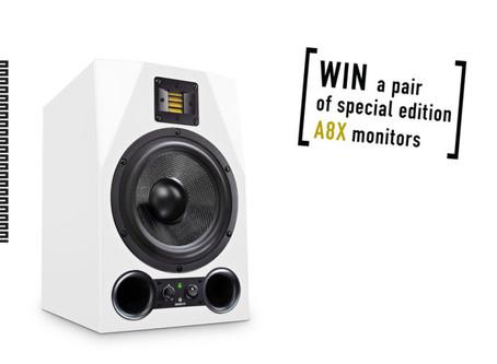 Gana un par de monitores ADAM A8X