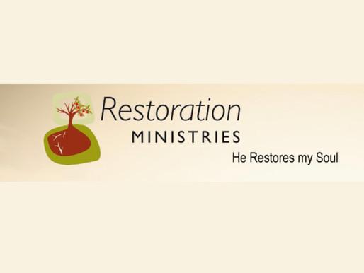 Restoration Ministries' Thanksgiving Service