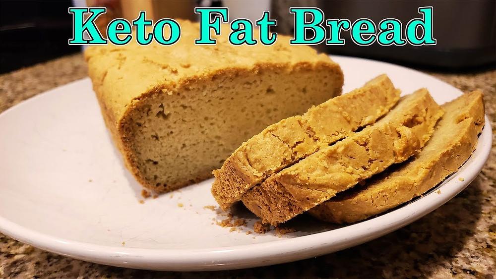 Keto Macadamia Nut Fat Bread Recipe