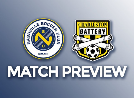 Preview: Nashville SC vs Charleston Battery
