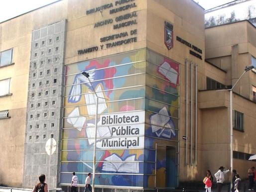 LAS BIBLIOTECAS PÚBLICAS MUNICIPALES BRINDARÁN NUEVAMENTE SERVICIOS EN SALA