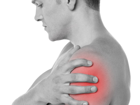 Shoulder Pain and What You Can Do!
