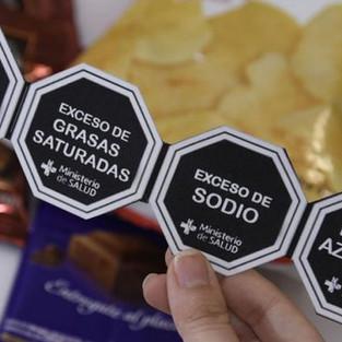 Octógonos: Hasta 69 marcas denunciadas por infringir Ley de Alimentación Saludable