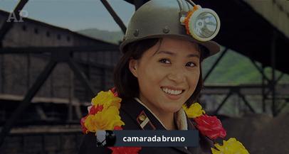 """Entre a comédia romântica e o épico: comentários sobre o filme norte-coreano """"Camarada Kim irá voar"""""""