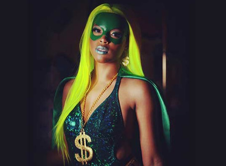First-Ever Superhero Rap Artist Releases Video for  'The Official Adventures of Superhoe'