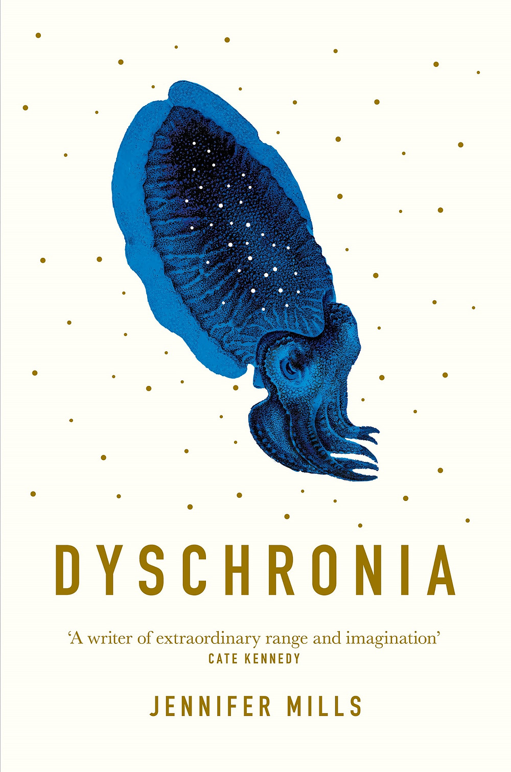 Dyschronia by Jennifer Mills : the book slut book review
