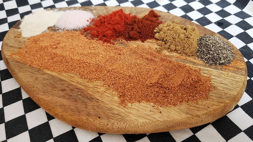 Keto Pork and Chicken Dry Rub Recipe